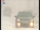 Снегопад в Омске обновил исторический максимум