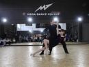 Современные парные танцы Хастл II, 2 года Dance Fox