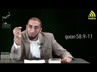 """""""Когда мусульмане работают вместе"""" День 5 часть 4"""