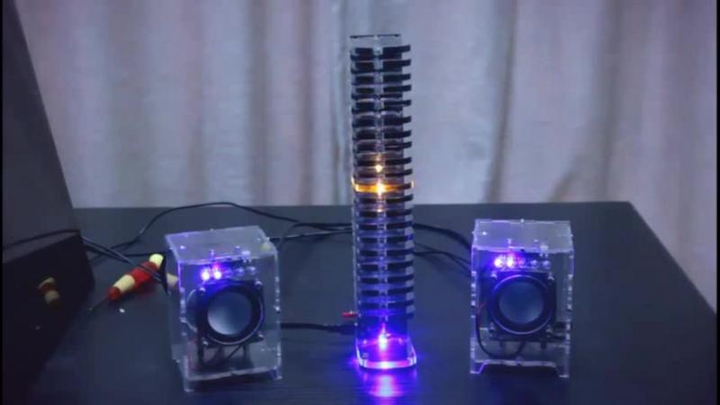 LED Music Audio Spectrum Indicator