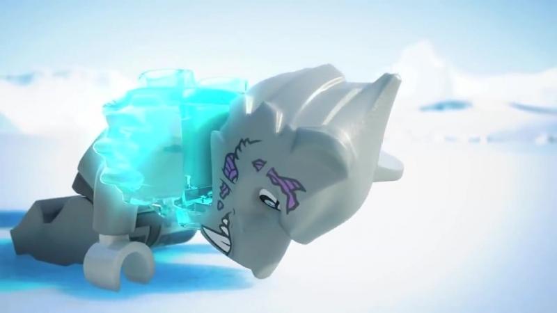 Lego Legends of Chima 70222 Лего Легенды Чимы Огненный вездеход Тормака