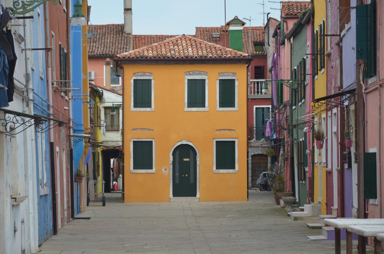 rvnins07Eas Бурано остров в Италии (Венеция).