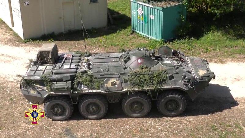 Combined Resolve X ВСУ ведут бои в городе