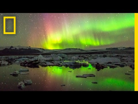 Stunning Time Lapse Video Elemental Iceland National Geographic