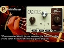 GFI Cabzeus Stereo Speaker Simulator / DI Box