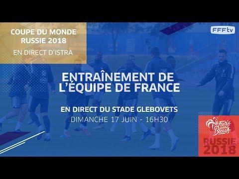 Équipe de France : l'opposition face aux U19 du Spartak Moscou (3-2) en replay