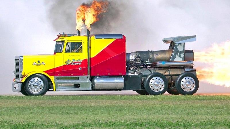 ShockWave Jet Truck 2006