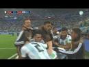 Gol de Marcos Rojo (Relato Sebastian Vignolo)