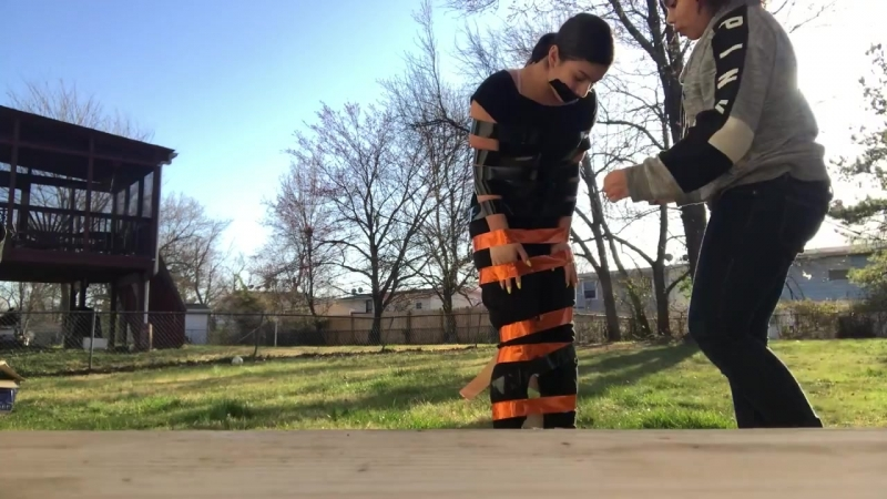 Part 1 duct tape Challenge
