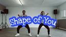 Shape of You by Ed Sheeran ZUMBA Choreo by Flurim Anka