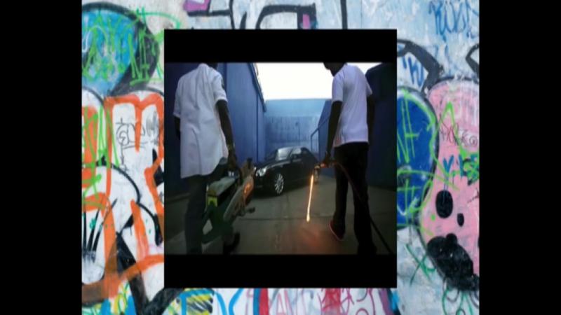 Rap Critic- Jay-Z Kanye West- Otis (Rus VO)