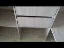 Изготовление радиусного шкафа купе. Смонтировали и сделали шаблон для изготовления радиусной крыши и радиусных дверей. Мебель на