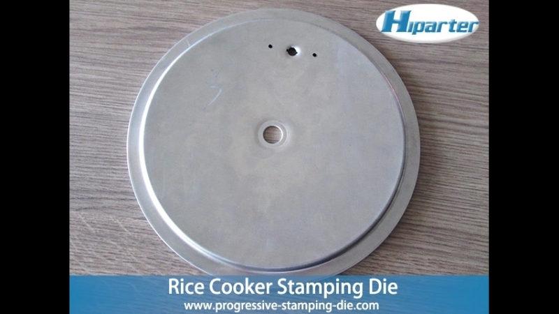 2017 06 21Rice Cooker Stamping Die