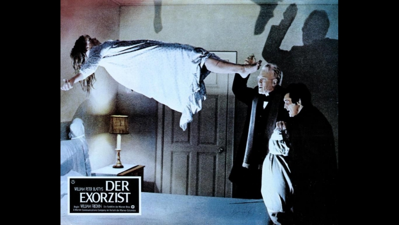 Смотрим вместе *** Изгоняющий дьявола (1973)