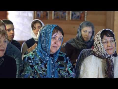 Встреча протоиерея Александра Захарова с паломниками