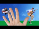 Finger Family Song - Emergency Vehicles with Matt _ Action Song, Nursery Rhyme _ Learn English Kids