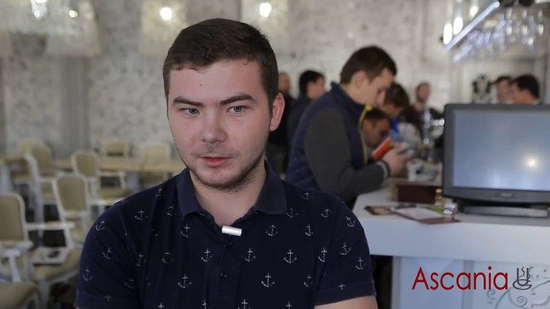 Встреча участников Крымского отборочного тура Российского Чемпионата Бариста 2016