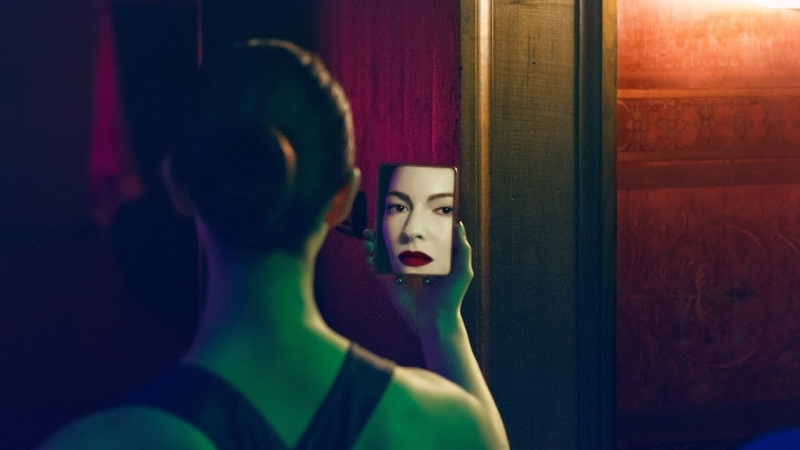 Chrysta Bell David Lynch - All the Things - Somewhere In The Nowhere (2016)
