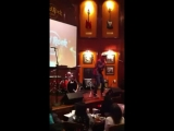 Hart Denton - Hard Rock Cafe Memphis Tennessee Ghost in my 2012