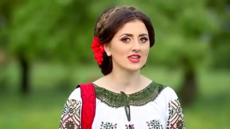 Румыния. Народные песни - Молдова, Буковина. Лилиана Урсаки _ Liliana Ursachi -