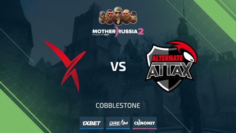 Vexed vs Alternate aTTax de cbble Mother Russia 2