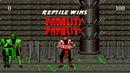 Ultimate Mortal Kombat Trilogy - Dramatic Battle Reptile Team【TAS】