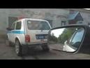 Риддер ВКО Полицейский использует служебное авто в личных целях