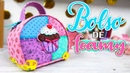 Klof Taller Creativo Bolso en Foamy y Cartón Neceser Lonchera KLOF 💕