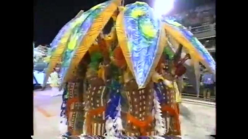 Unidos da Tijuca 2000 - Desfile Completo