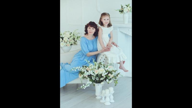 фотопроект *Дыхание весны* Женя и Аня