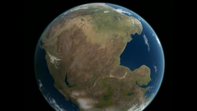 Istoriya.Zemli.Formirovanie.nashego.mira.Zjivaya.planeta.(4.seriya.iz.4).1998.XviD.DVDRip-Kinozal.TV