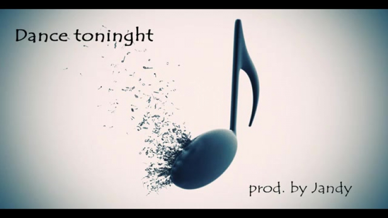 Dance tonight electro pop dance house beat prod by