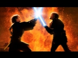 Star Wars OST Obi Wan Vs Anakina Last fight Thene