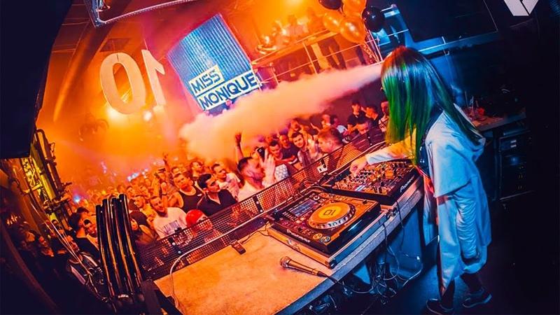Miss Monique @ Vertigo club (Gyor, Hungary) Full set