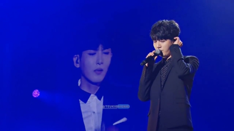 Super Junior K.R.Y Phonograph in Seoul - In My Dream