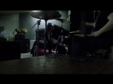 Lucelin - Tale of the Outcast (drum, отрывок) mp4