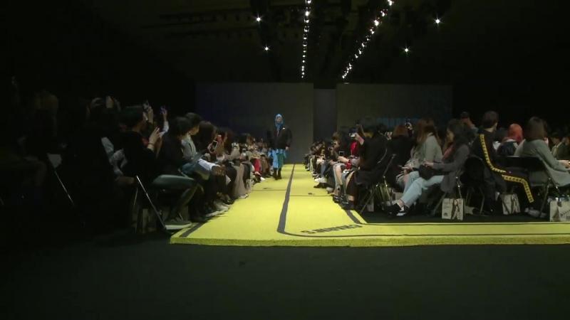 Valeria Dyrdova for CHARM'S at Seoul Fashion Week from Seoul | South Korea