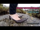 Goddess YoungFemdomHeels Muddy Heels Trampling - HD