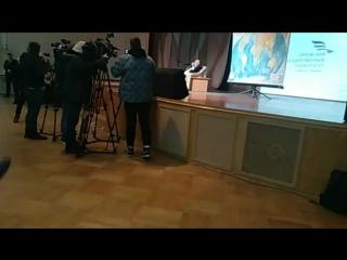 Владимир Жириновский. Встреча со студентами в Орле