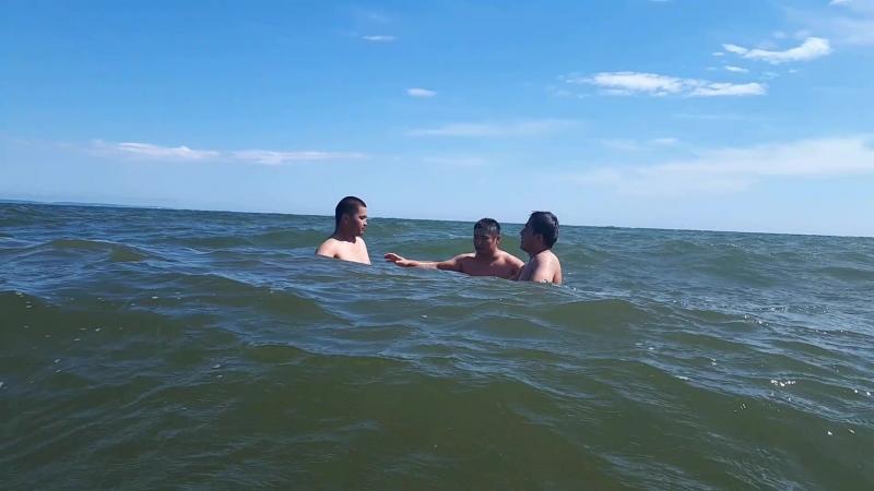 море анива