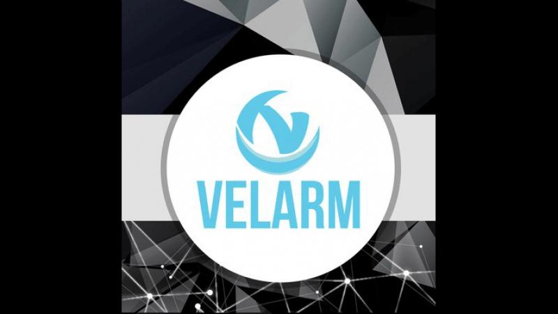 Старт компании Velarm