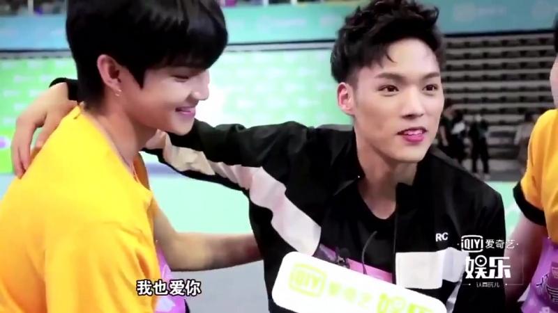 Джеффри подумал, что Яньчэн собирается его поцеловать лоооол