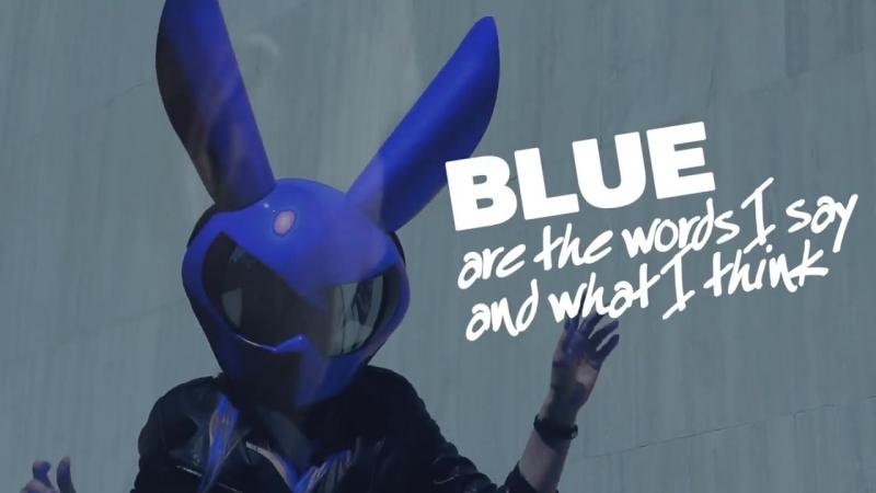 We Rabbitz ft. Adam Christopher - Blue (Da Ba Dee)