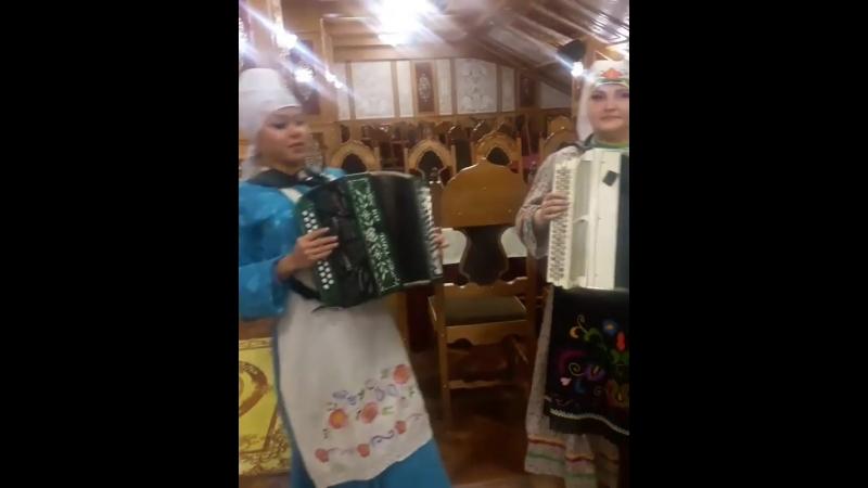 Әмина Галимова, Гөлия Сагиева - Кәефләрегез шәп булсын!