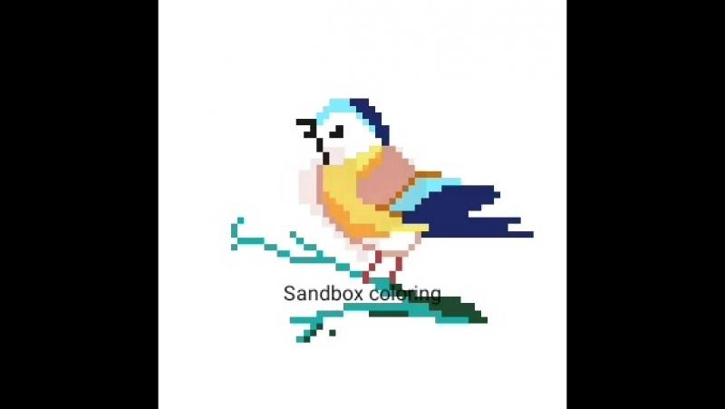 синица птица