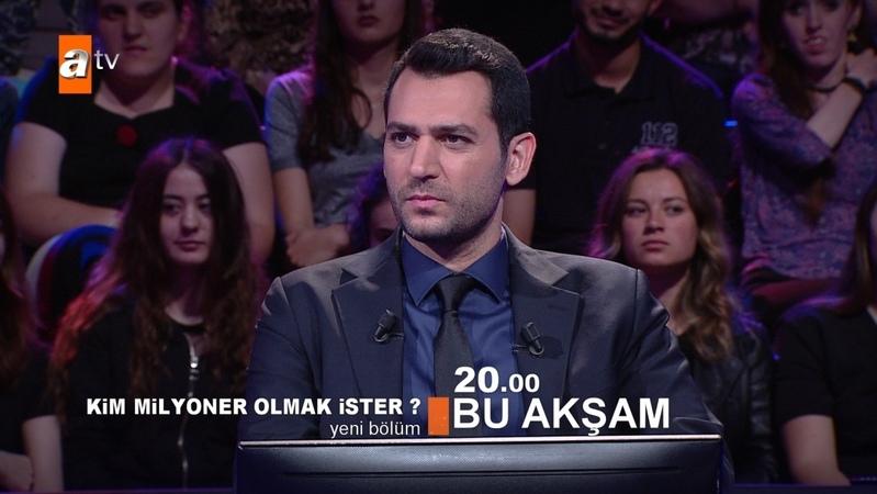 """Atv on Instagram: """"Murat Yıldırım'ın sunduğu Kim Milyoner Olmak İster? yeni bölümüyle bu akşam 20.00'de atv'de!"""""""