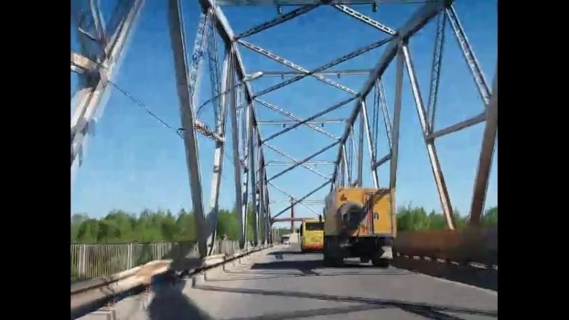 Воскресенск. Афанасьевский мост.
