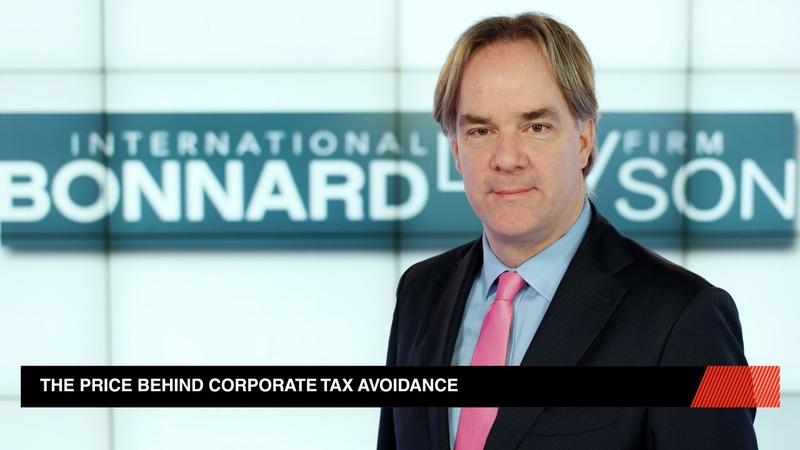 Интервью Борьба с уклонением от налогов