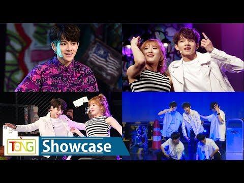 Samuel(사무엘) 'Sixteen' 'With U' 'Get Ugly' Showcase Stage (PRODUCE 101, 프로듀스101, 쇼케이스, 용감한 형제)
