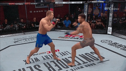 Te'Jovan Edwards with a QUICK one punch KO in the 1st over Austin Tweedy. DWTNCS - Create, Discover and Share GIFs on Gfycat